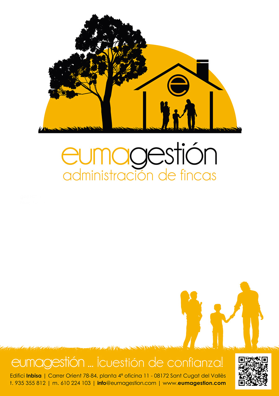 EUMAGESTIÓN - Administración de Fincas - Gestión Inmobiliaria - Sant Cugat del Vallès (Barcelona). Diseño: IDG GRUP WEB - Imagen Corporativa y Publicidad